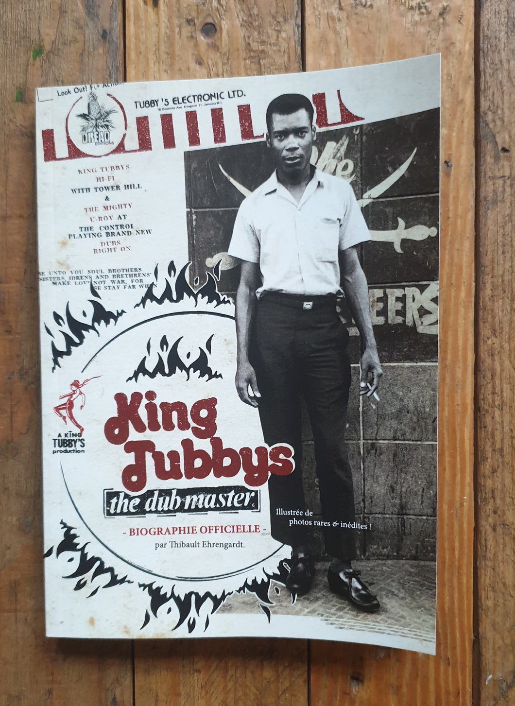 KING TUBBY—The Dub Master