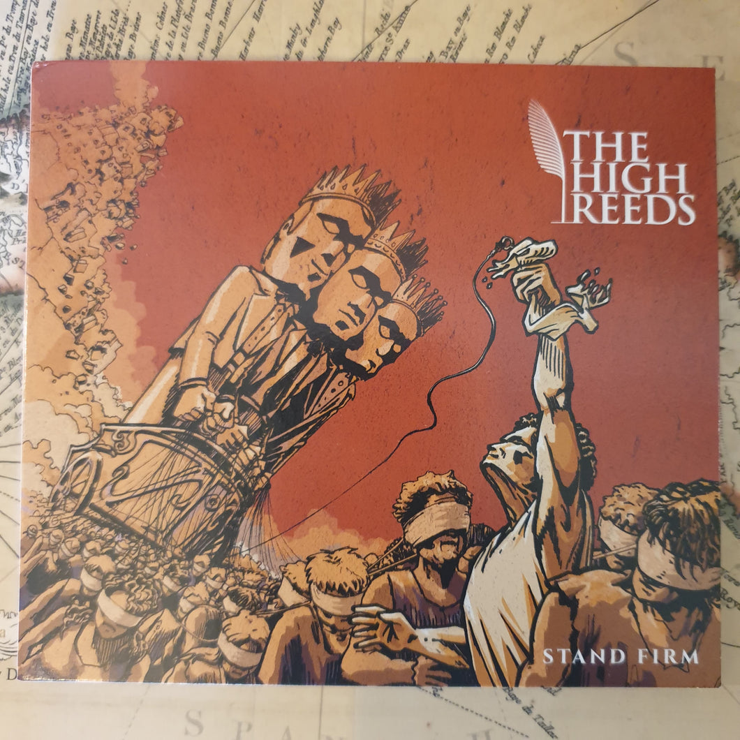The High Reeds - Stand Stong [CD]