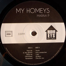 Marina P - My Homeys (LP, Album)