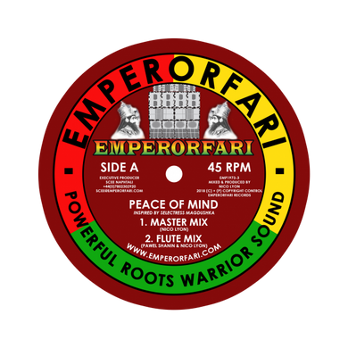 Emperor Far I Sound System ‎– Peace of Mind