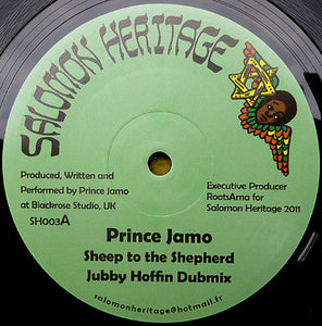 Prince Jamo ‎– Sheep To The Shepherd