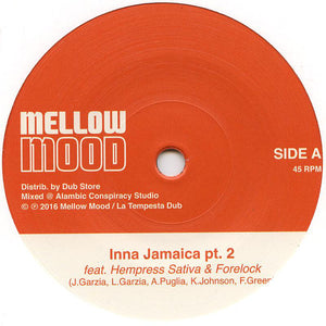 Mellow Mood feat. Hempress Sativa & Forelock ‎– Inna Jamaica pt. 2