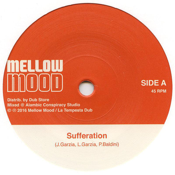 Mellow Mood ‎– Sufferation