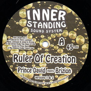 Prince David meets Brizion ‎– Ruler Of Creation