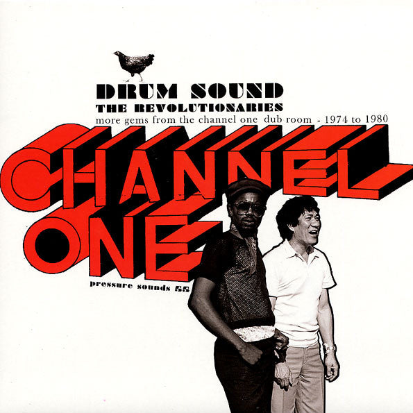 The Revolutionaries ‎– Drum Sound: More Gems From The Channel One Dub Room - 1974 To 1980