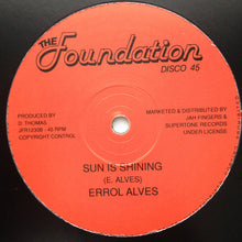 Errol Alves ‎– Down In The Ghetto / Sun Is Shining
