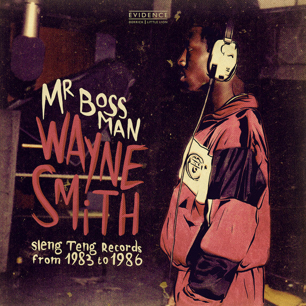Wayne Smith ‎– Mr Bossman