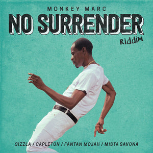 Various ‎– No Surrender Riddim