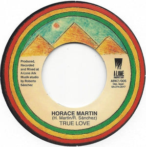 Horace Martin ‎– True Love