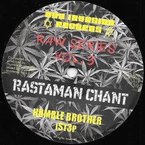 Humble Brother & Ist3p ‎– Rastaman Chant