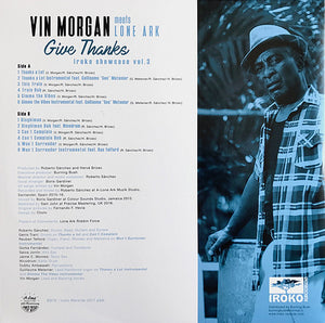 Vincent Morgan ,Meets Lone Ark ‎– Give Thanks