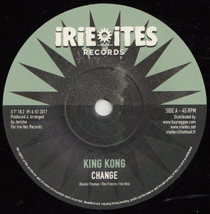 King Kong / Perfect Giddimani ‎– Change / Pull Up