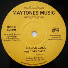 The Maytones / Blacka Cool ‎– Who Can't Hear Must Feel / Cool Loving