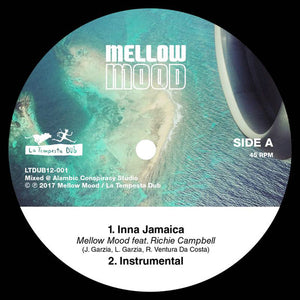 Mellow Mood (2) / Paolo Baldini Dubfiles* ‎– Inna Jamaica / Kingston 6