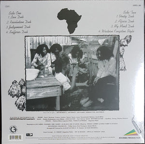 Augustus Pablo ‎– Africa Must Be Free By 1983 Dub