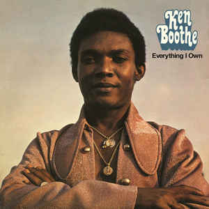 Ken Boothe ‎– Everything I Own