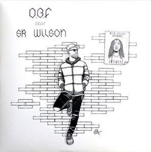 O.B.F. Ft. Sr. Wilson ‎– Rub A Dub Mood