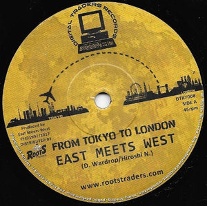 East Meets West ‎– From Tokyo To London