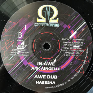 Prince David / Ark Aingelle / Habesha ‎– Ini Shepherd / In Awe