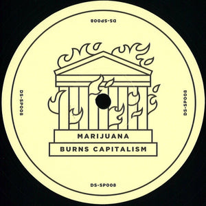 Blind Prophet ‎– Marijuana Burns Capitalism