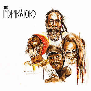 Copie de The Inspirators ‎– The Inspirators [CD]