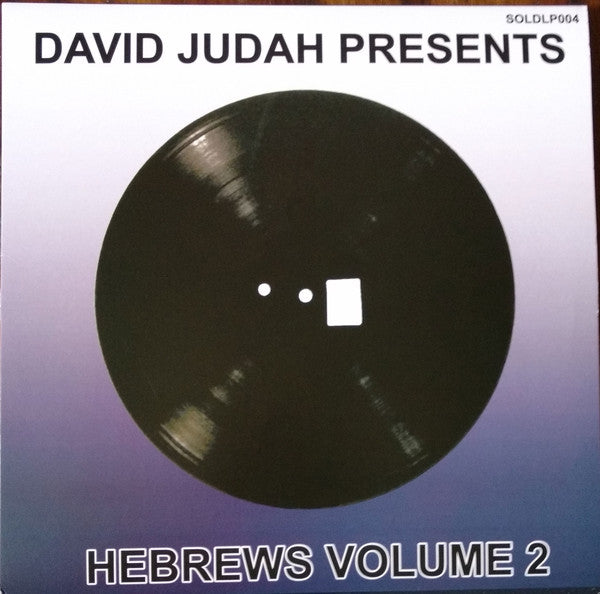 David Judah ‎– Hebrews Volume 2