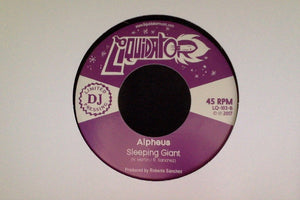 Alpheus ‎– Just A Little / Sleeping Giant