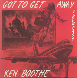 Ken Boothe ‎– Got To Get Away Showcase