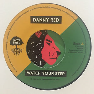 Danny Red ‎– Watch Your Step
