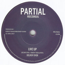 Delroy Dyer ‎– Live Up