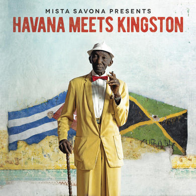 Mista Savona ‎– Mister Savona Presents Havana Meets Kingston (CD)
