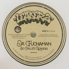 Da Fuchaman, Blackout Ja ‎– So Called Leaders / No Justice