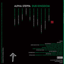 Alpha Steppa ‎– Dub Kingdom