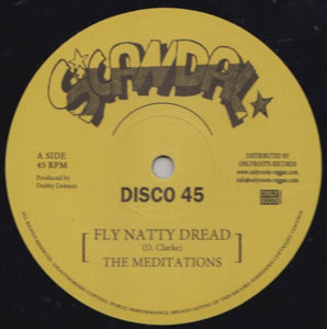 The Meditations ‎– Fly Natty Dread / Justice