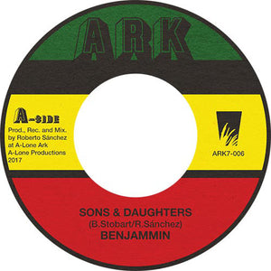 Benjammin' ‎– Sons & Daughters