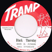 Don D. Junior, Soul Syndicate / Earl Bros, Soul Syndicate ‎– Black Thursday / Beautiful Brown Eyes