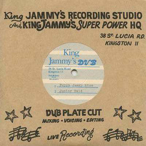 Junior Reid / Little John ‎– Puppa Jammy Nice / Jammys Has Come