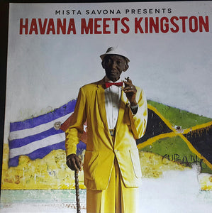 Mista Savona ‎– Mister Savona Presents Havana Meets Kingston
