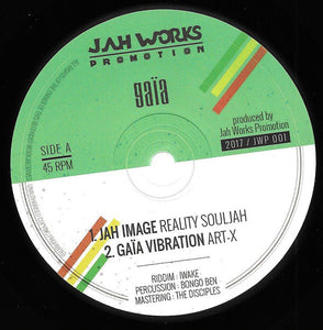 Reality Souljahs, Art-X ‎– Gaïa