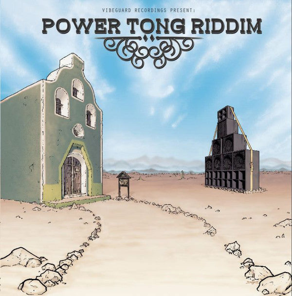 Various ‎– Power Tong Riddim