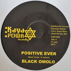Black Omolo ‎– Positive Ever
