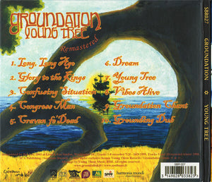 Groundation ‎– Young Tree (CD)