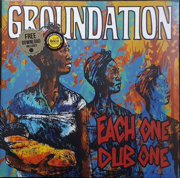 Groundation ‎– Each One Dub One