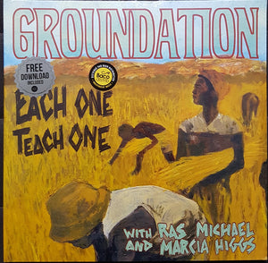 Groundation ‎– Each One Teach One