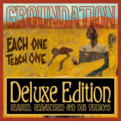 Groundation ‎– Each One Teach One [CD - Deluxe]