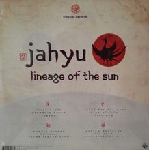 Jahyu ‎– Lineage Of The Sun