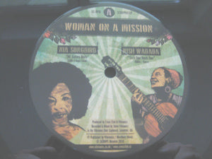 Vibronics ‎– Woman On A Mission