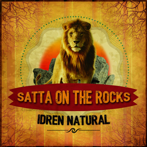 Idren Natural, Mighty Prophet ‎– Satta On The Rocks [CD]