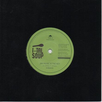 Dubdadda / Dougie Conscious ‎– Jah Music Is The Key / Dub Is The Key