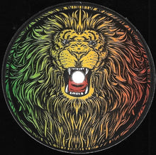 J.Robinson WhoDemSound Meets Ist3p Feat Fikir Amlak ‎– When The Lion Roars